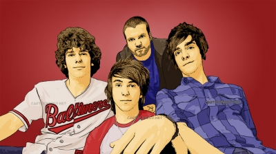 Photo Cartoon of all time low by cartoonized.net