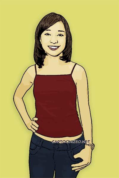 Photo Cartoon of Nikita Willy