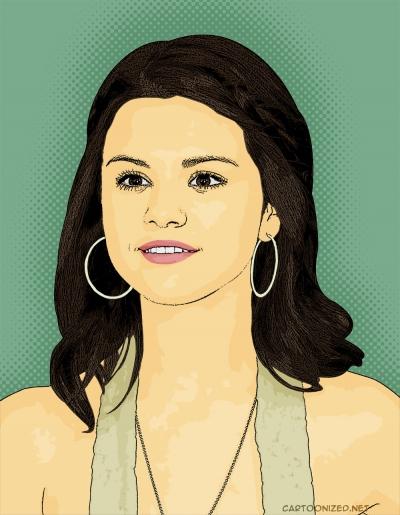 Photo-Cartoon-of-Selena-Gomez