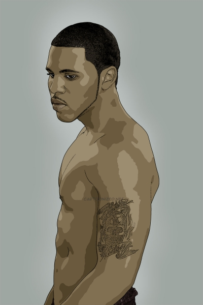 Photo Cartoon of Jason Derulo