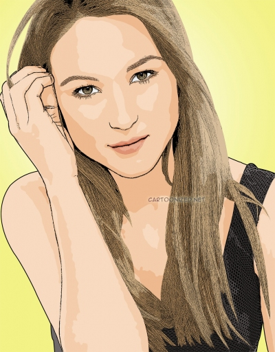 Cartoon photo of Jewel