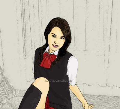 maria ozawa cartoon photo