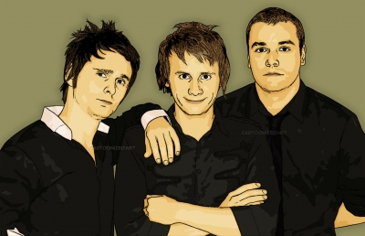 cartoon photo of muse by cartoonized.net