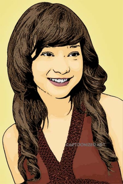 Photo Cartoon of Nikita Willy