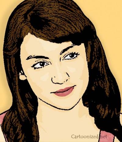 Photo Cartoon of Rianti Cartwright