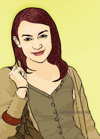 Photo Cartoon of Rianti Cartwright