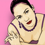Photo Cartoon of Jennifer Lopez